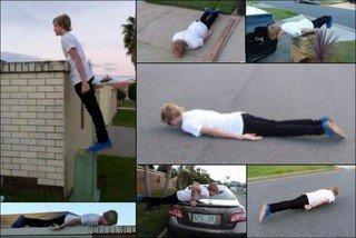 Le planking: une nouvelle folie Facebook