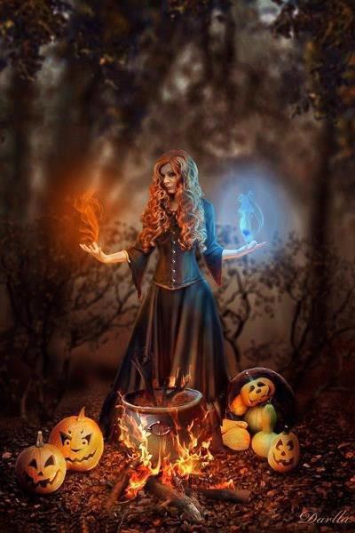 nuit de Samhain