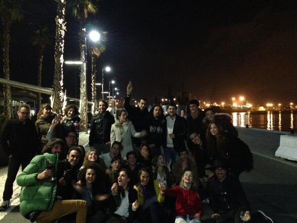 Decembre 2013 : La new des acteurs 17/12