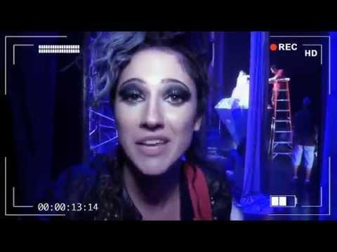 Diario de Rodaje del clip Como Quieres