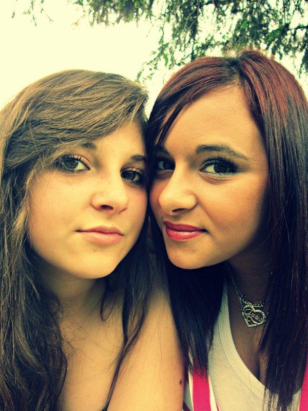 Mes soeurs sont les plus belles. ♥