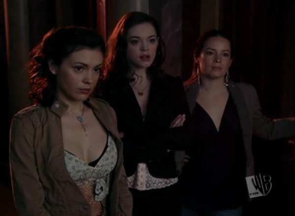 Fiction de charmed