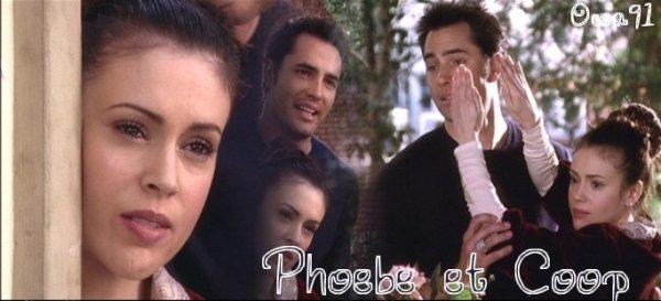 Mon couple préférer: Phoebe et Coop