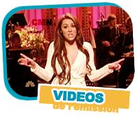 Miley au Saturday Night Live + Candids du 05/03/11