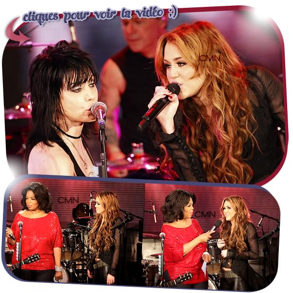 Miley et Noah dans Los Angeles le 11/04.