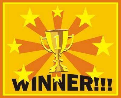Gagnants et Gagnantes !!