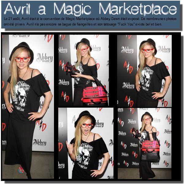 Actualités ¿ 22/08/12 ?  Magic Marketplace Convention