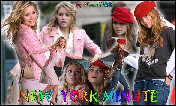 .....................SPECIAL NEW YORK MINUTE --> http://Nyminute.Skyblog.com ........................