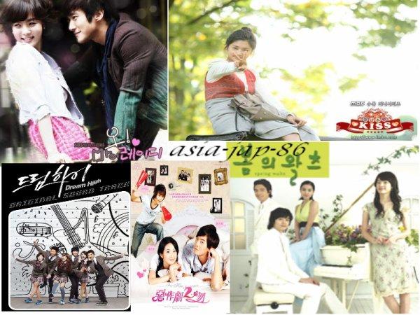 Les Dramas et Films que je préfére ^-^