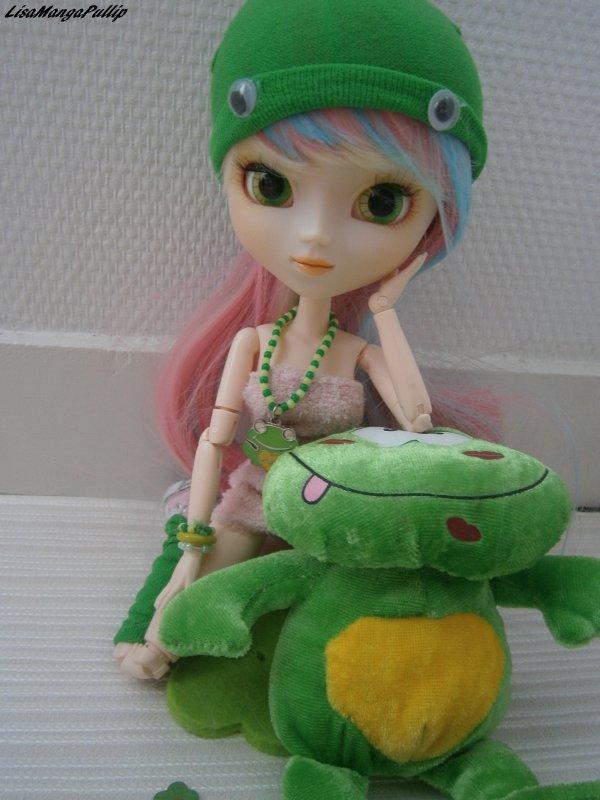 Séance photo n°4 •Spécial grenouille•