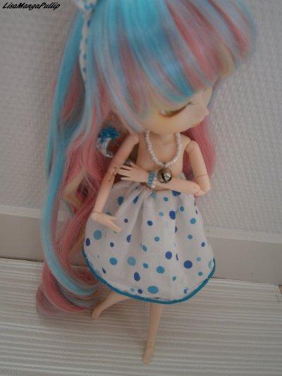 • Cadeaux pour ma filleule Yumi ♥ BearyFairy •