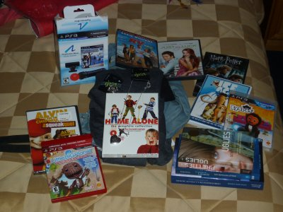 Mes achats !!!! - Voyage À Rimouski en famille 26 et 27 avril 2011