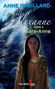 Les ailes d'Alexanne tome 4 !!!! :)
