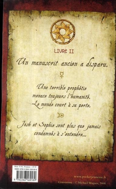 Les secrets de l'immortel Nicolas Flamel ... Pour aller un peu plus loin  ;)