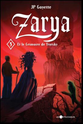 Ma nouvelle lecture ... L' univers de Zarya ! ... Mon nouveau coup de coeur !!!