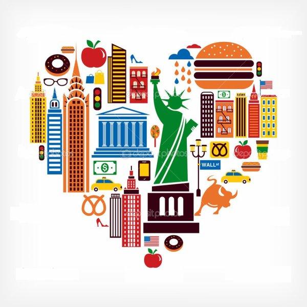 Des fourmis dans les orteils ... New York here I come ... Mon tout premier voyage international