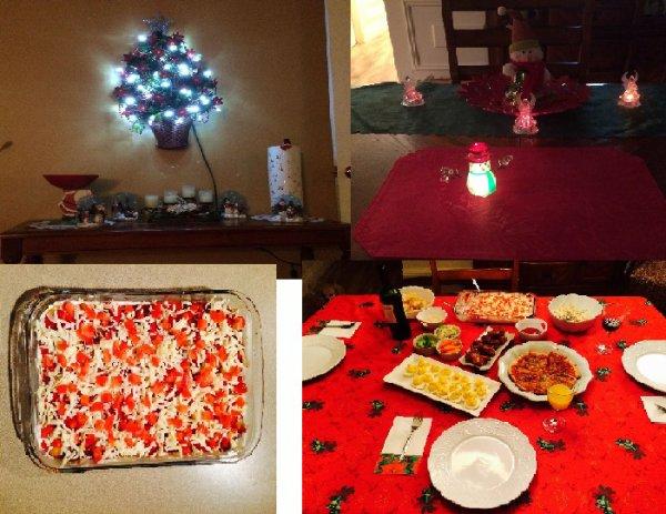 Le temps des fêtes  2015-2016 at Gaspé