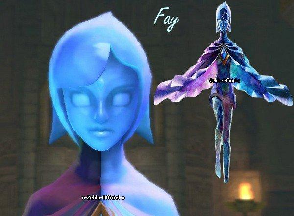 Fay de Skyward Sword