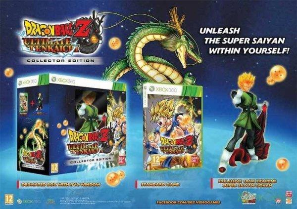 Dragon Ball Z: Ultimate Tenkaichi - Les modes Hero et scénario en vidéos
