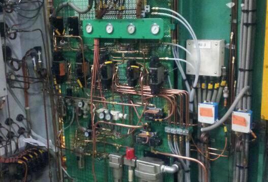 banc pneumatique usines à gaz