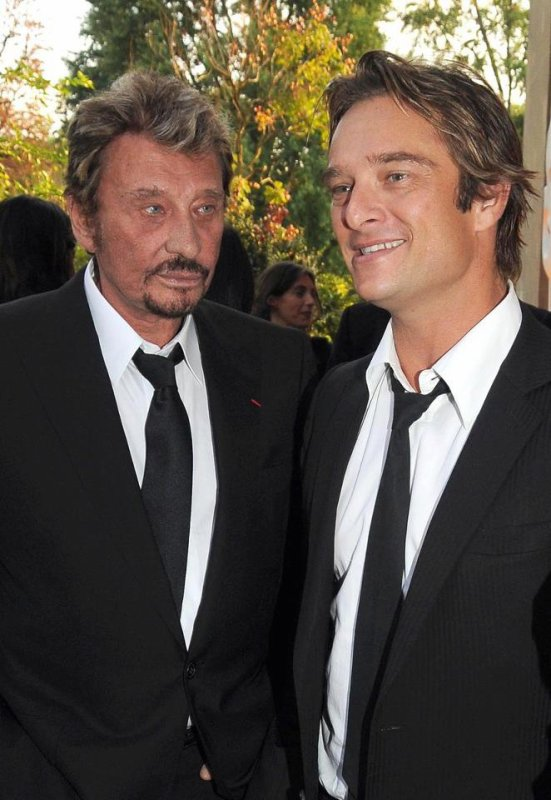 johnny et son fils david