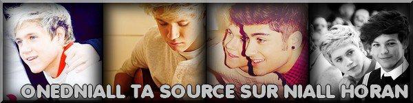 Bienvenue sur ta toute nouvelle source sur Niall Horan membre des One Direction