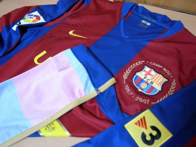 51917212c3d 07 08 FC Barcelona  19 Lionel Messi Match-worn home shirt (3) Liga espanola