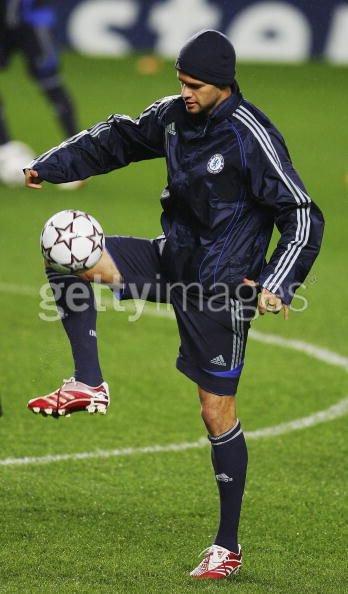 Chelsea #13 Ballack Match boots (4)