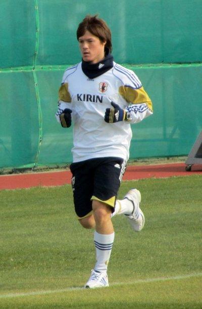 Japan national team training camp for AFA Asian Cup Qatar 2011 (5)