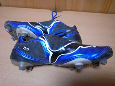 Japan #10 Matsui Match-worn boots (4)