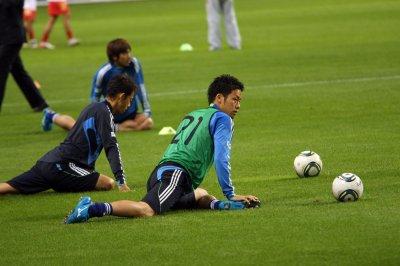 KIRIN CHALLENGE CUP 2011 (1)