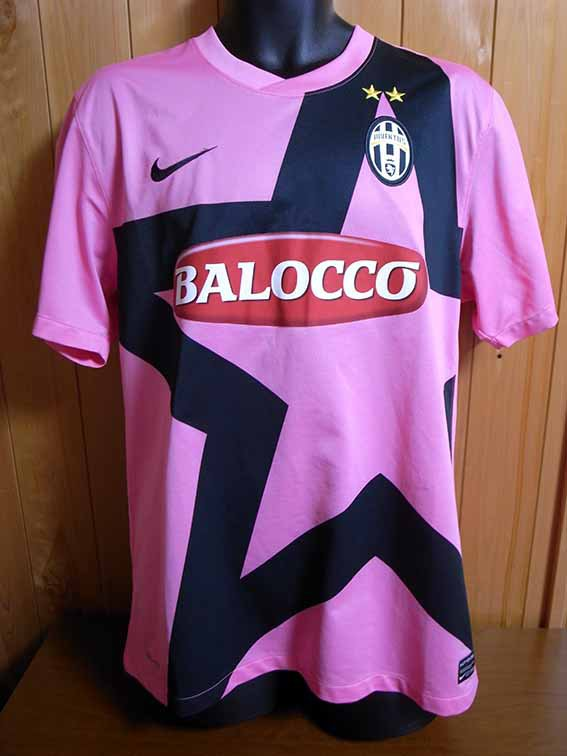 11/12 Juventus #21 Match-worn away shirt (1) Primavera