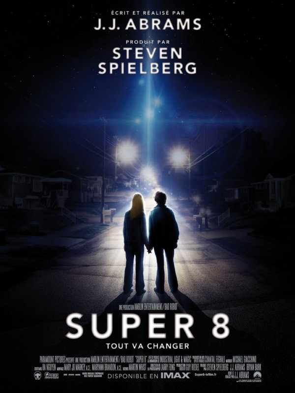Super 8. Un film dont le titre n'évoque pas grand chose.