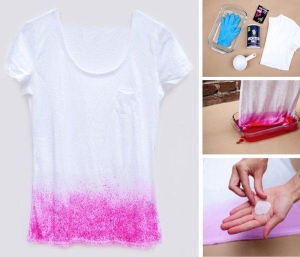~ Transformer un T-shirt ~