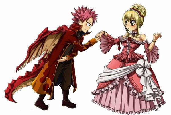 """La Princesse & le Dragon"" De Mel-chan25"