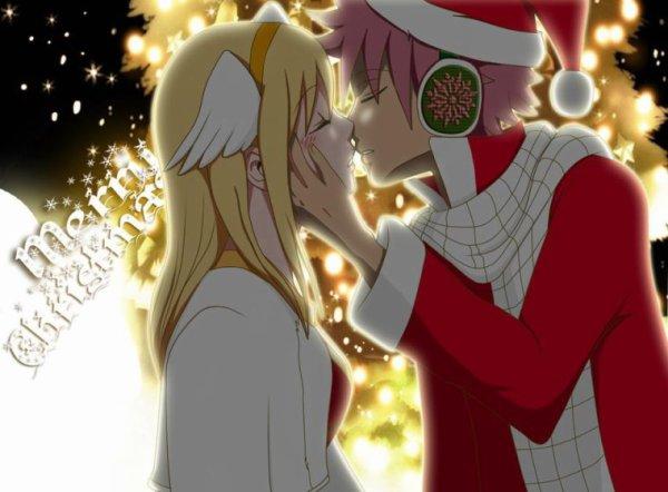 """On remplace le Père Noel ? "" De ines-nalu-vs-greylu (one-shot)"