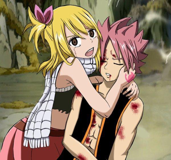 """""""Je t'ai toujours protégé, me protègeras-tu ?"""" De Fic-NaLu-FairyTail"""