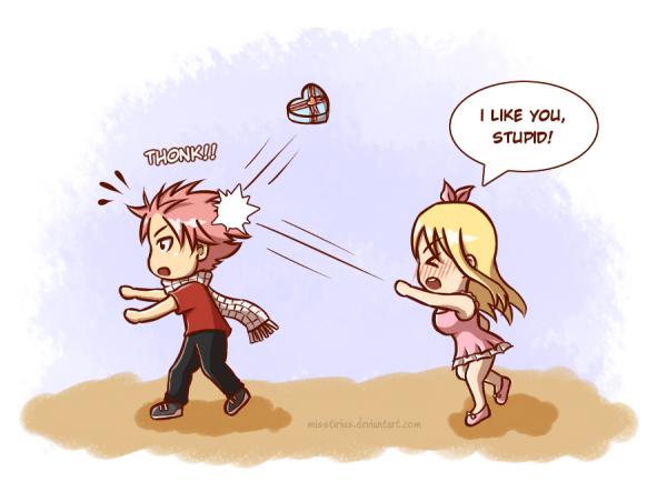"""La vie en rose"" De Ca-chan [Fairy Tail]"