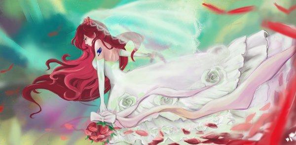 """""""Où que tu ailles"""" De Us4gi-ch4n (One-shot) [Fairy Tail]"""