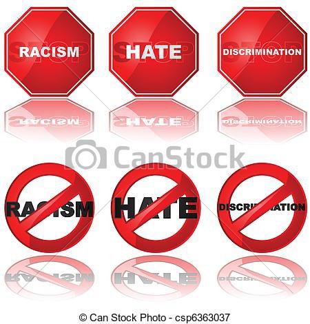 Car trop d'insultes et de propos raciste