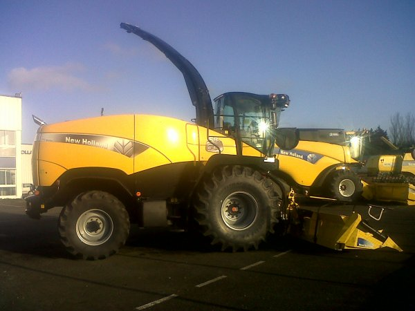 new holland fr 50th anniversaire