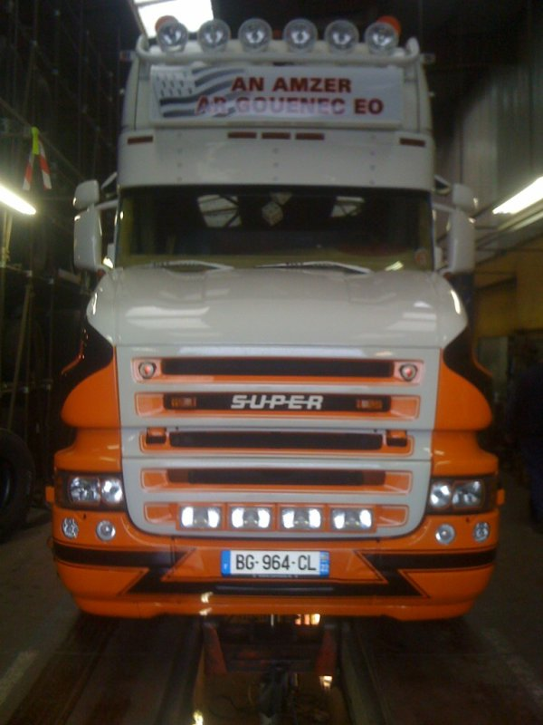 scania t slgt