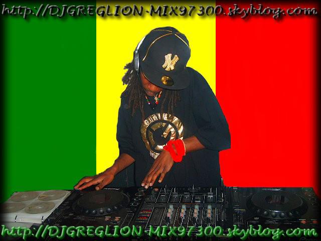 DJ GREG LION