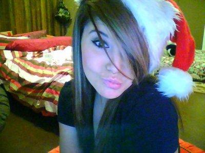 Oui oui c'est moi la mère Noël! =P