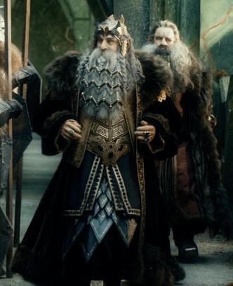THRÒR, Roi sous la Montagne , fils de Dàin Ier