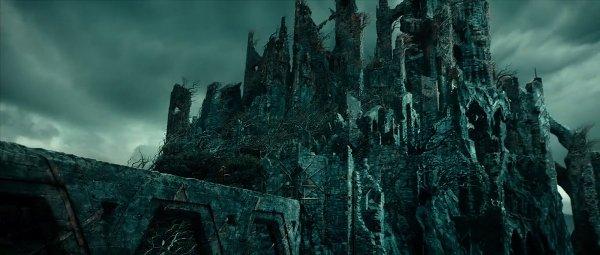 DOL GULDUR ( ou le Mont du Sorcier )