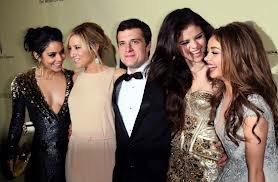 Selena a l'after party des Golden Globe 2013