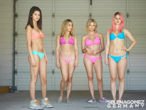Photoshop pour Spring Breakers