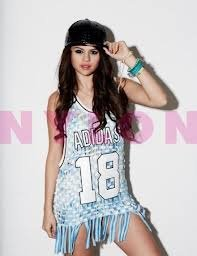 Photo shoot Nylon