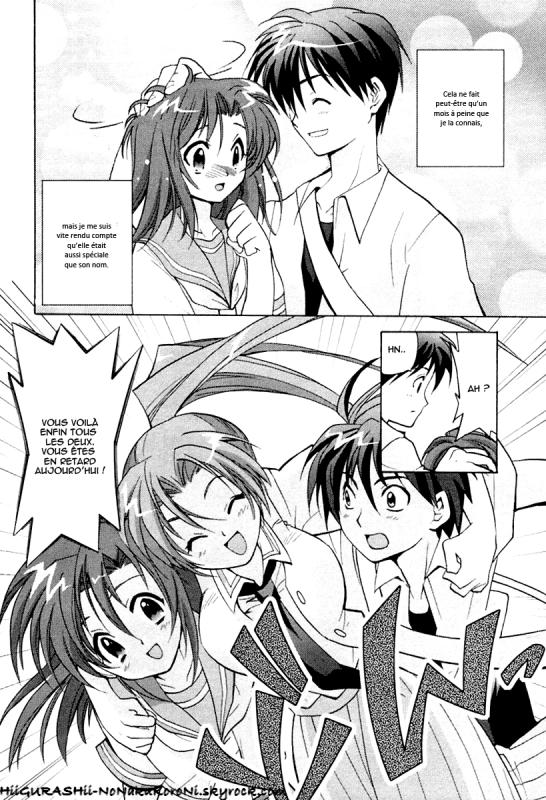 Onikakushi-hen : Volume 1 - Page : 009 - 014